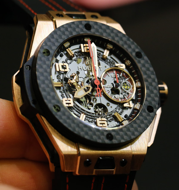 hublot big bang king falsi