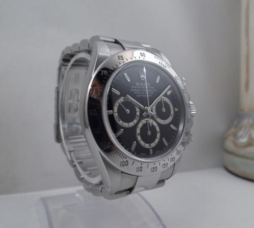 replica rolex movimento zenith